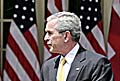 US President George W. Bush, photo: CTK