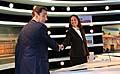 Nicolas Sarkozy et Ségolène Royal, photo: CTK