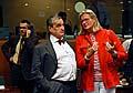 Karel Schwarzenberg mit Ursula Plassnik (Foto: CTK)