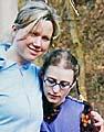 Klara Mauerova mit Anna (Foto: CTK)