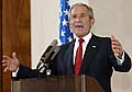 US-Prsident George W. Bush (Foto: CTK)