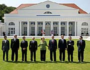 G8-Gipfel in Heiligendamm (Foto: CTK)