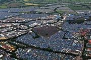 Glastonbury Festival, photo: CTK