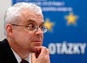Vladimir Spidla, photo: CTK
