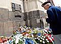 Gedenkakt für die Heydrichattentäter (Foto: CTK)