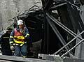 Eingestürzte Halle in Kladno (Foto: CTK)
