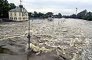 Hochwasser 2002, Illustrationsbild (Foto: CTK)
