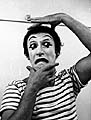 Marcel Marceau, photo: CTK