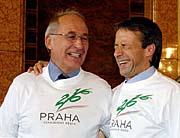 Milan Jirasek et Pavel Bem, photo: CTK