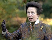 Princess Anne, photo: CTK