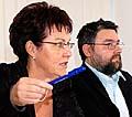 Dana Kuchtová und Martin Tichý (Foto: ČTK)