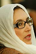 Benazir Bhutto, photo: CTK