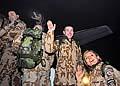 Tschechische Soldaten vor ihrem Abflug nach Afghanistan (Foto: ČTK)