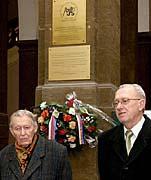 Václav Havlíček (vpravo) aZdeněk Boháč, foto: ČTK