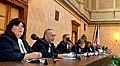 Zasedání Ústavního soudu, foto: ČTK