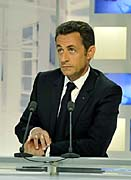 President Nicolas Sarkozy, photo: CTK