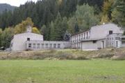 Bývalý areál Ústavu sociální péče v Ostravici (Foto: ČTK)