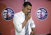 Barack Obama, foto: ČTK