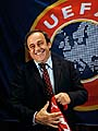 Michel Platini, photo: CTK
