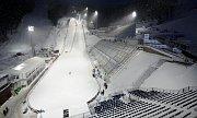 Skisprunganlage (Foto: ČTK)