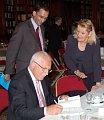 Václav Klaus a présenté à Paris son livre 'Planète bleue en péril vert', photo: CTK