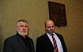 Jaromír Štětina et Martin Pecina, photo: CTK