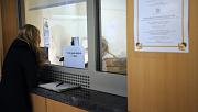 Vízové oddělení kanadského velvyslanectví v Praze, foto: ČTK