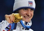 Martina Sáblíková, photo: CTK