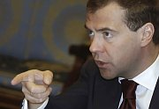 Dmitrij Medveděv, foto: ČTK