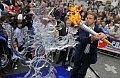 Le maire de Prague, Pavel Bém, a allumé le feu du lion de marathon, photo: CTK