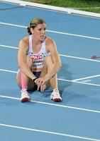 Zuzana Hejnová obsadila čtvrté místo ve finále běhu na 400 metrů překážek, foto: ČTK
