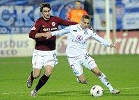 FC Slovácko - Sparta Prague, photo: CTK