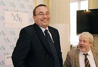 Josef Dobeš und Pavel Zelený (Foto: ČTK)