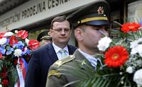 Primer ministro checo, Petr Nečas. Foto: ČTK