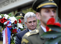 Presidente del Senado, Milan Štěch. Foto: ČTK