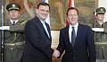 Petr Nečas, David Cameron, photo: CTK