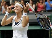 Petra Kvitová (Foto: ČTK)