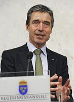 Anders Fogh Rasmussen, photo: CTK