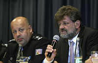 Petr Lessy a Jan Kubice (Foto: ČTK)