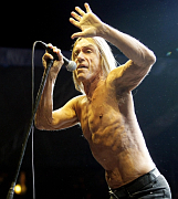Iggy Pop, photo: CTK
