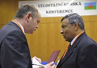 Stanislav Daniel (rechts). Foto: ČTK