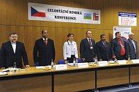 Celostátní romská konference v Brně (Foto: ČTK)