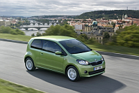 Škoda Citigo, photo: CTK