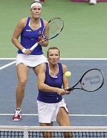 Lucie Hradecká (vlevo) aKvěta Peschková, foto: ČTK