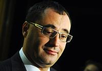 El jefe cívico-demócrata en Praga, Boris Šťastný. Foto: ČTK