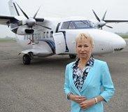 Ilona Plšková, generální ředitelku společnosti, utrpěla při střelbě lehká zranění, foto: ČTK