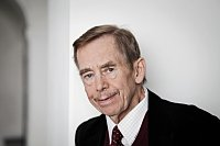 Vclav Havel, photo: CTK