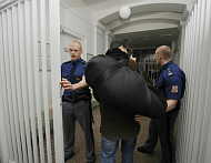 Roman Týc ist schon im Gefängnis (Foto: ČTK)