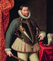 Portrét císaře Rudolfa II., foto: ČTK
