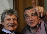 Jiří Pavlica und Miloš Krejčí (Foto: ČTK)